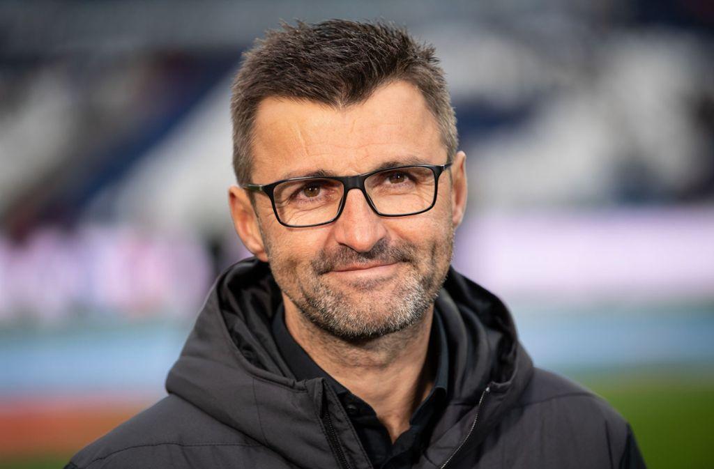 Michael Köllner ist nicht mehr Trainer des 1. FC Nürnberg. Foto: dpa