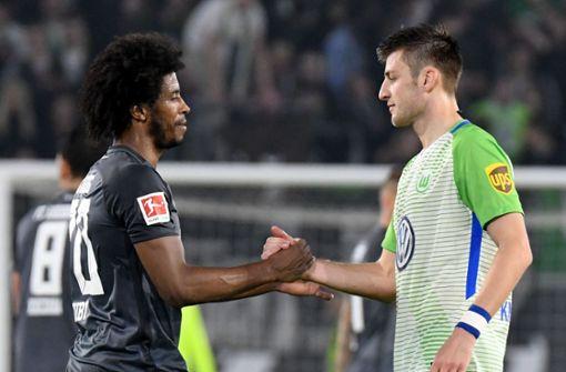 VfL Wolfsburg vergibt Punkte im Abstiegskampf
