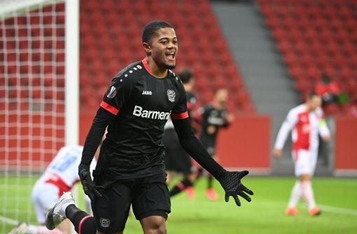 Bayer Leverkusen erobert die Tabellenspitze
