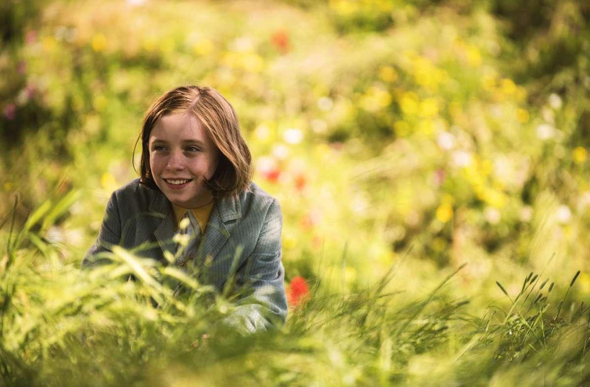 Der geheime Garten: Mary (Dixie Egerickx) Foto: Studiocanal