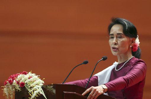 Myanmar will Flüchtlinge aus Bangladesch zurückbringen