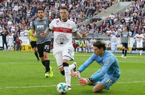 Liveticker: Der VfB zu Gast in Augsburg