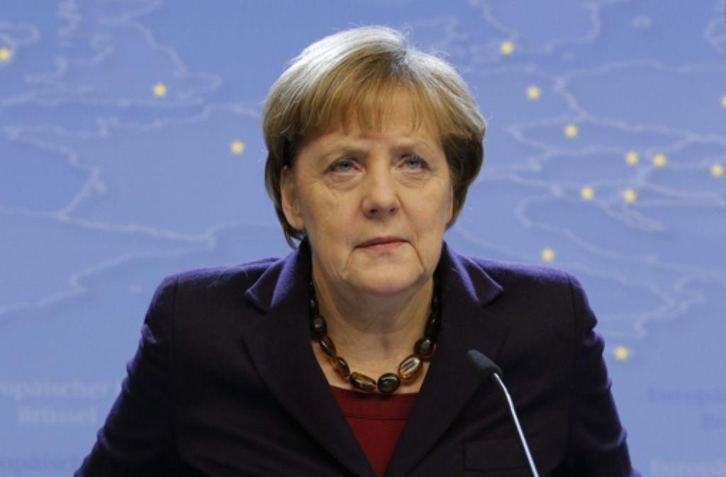 Am Samstag findet der CDU-Landesparteitag in Ulm statt - allerdings ohne die Bundeskanzlerin Angela Merkel. Foto: dpa