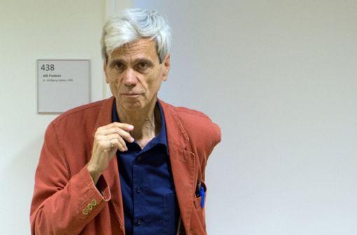 AfD schließt Wolfgang Gedeon nicht aus