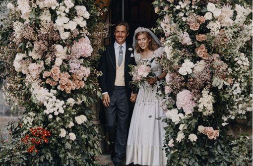 (Alb)träume in Weiß – die Brautkleider der Prinzessinnen