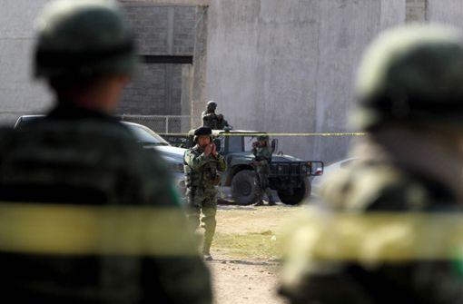 Mexikos Horrorjahr