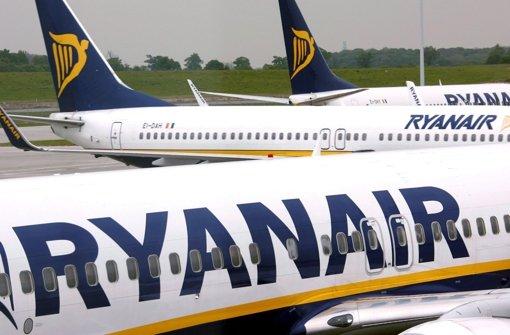 Ryanair kauft Boeing-Jets