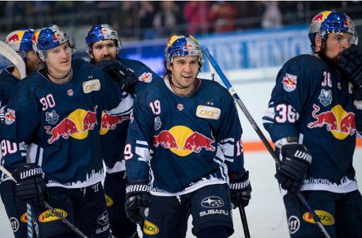 EHC Red Bull München verteidigt Meistertitel