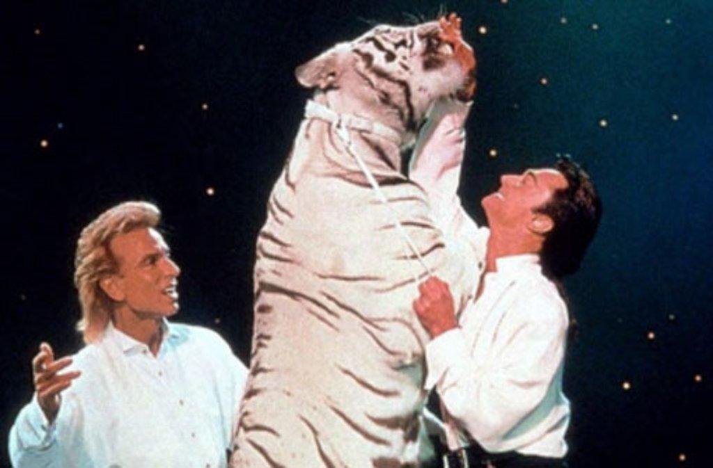 Siegfried Und Roy Letzter Auftritt