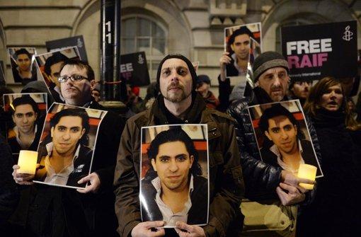 Schicksal des saudischen Bloggers unklar