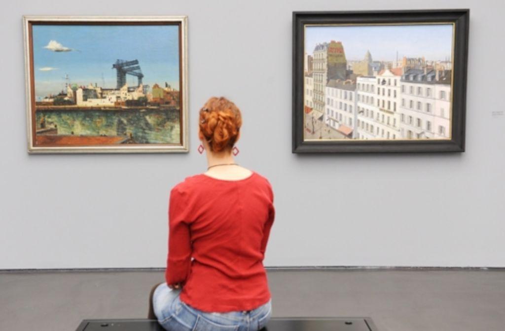 Mit einer Sonderausstellung ehrt das Stuttgarter Kunstmuseum den Thüringer Maler Otto Dix. Foto: dpa