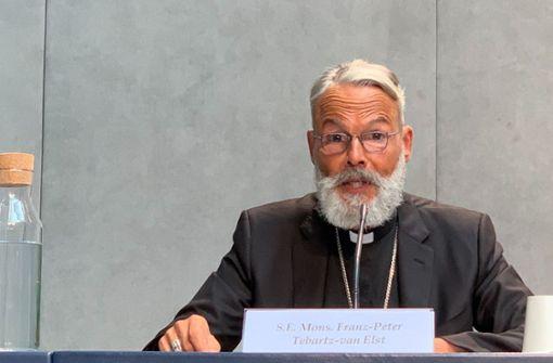 """Was macht  der """"Protz-Bischof"""" heute?"""