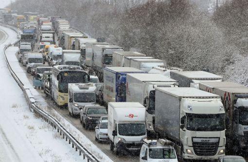 ADAC warnt vor Staus auf den Autobahnen