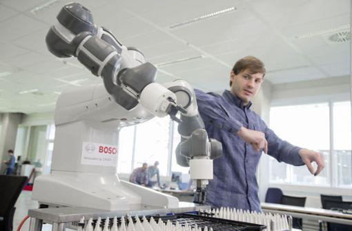 Bosch trotzt der Dieselkrise