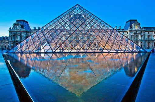 Der Louvre öffnet seine virtuellen Pforten