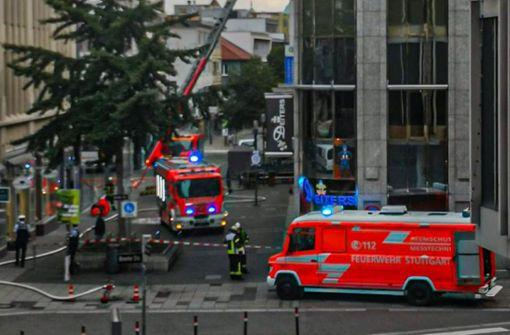 Feuer in Gebäudekomplex – Kripo ermittelt