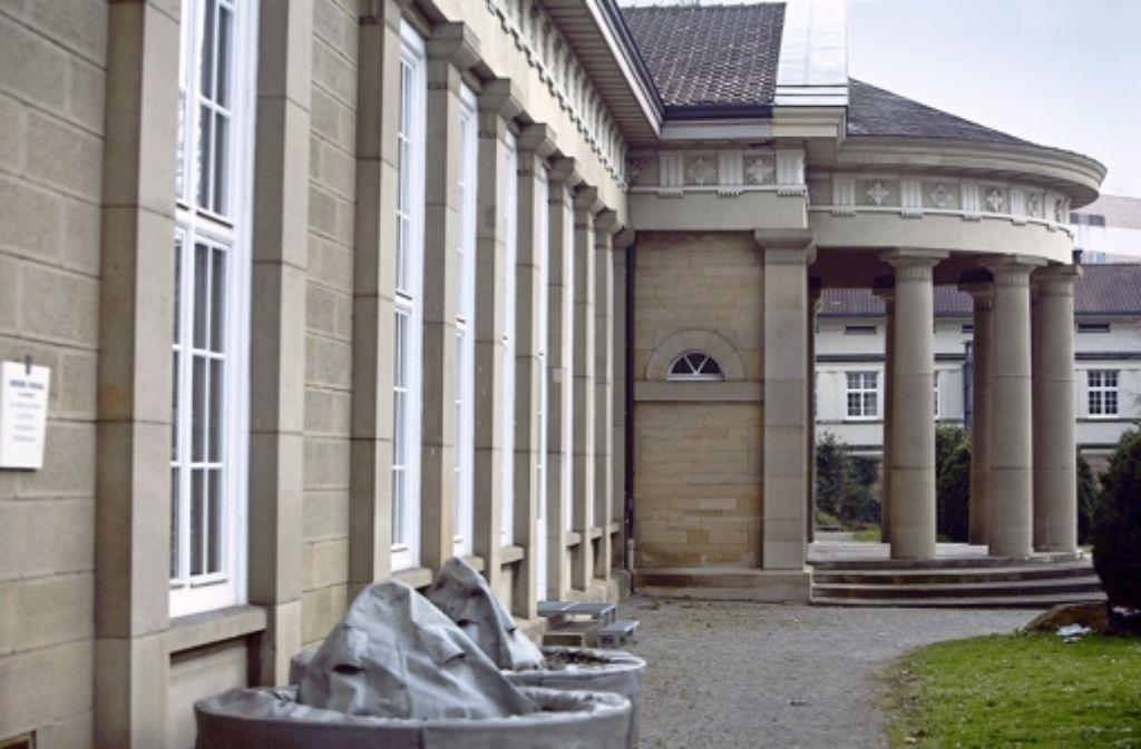 So schön und noch schöner soll der Kursaal wieder sein, verspricht Föll. Foto: Zweygarth