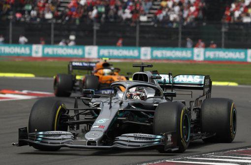 Trotz Sieg: Hamilton  muss noch auf den Titel warten