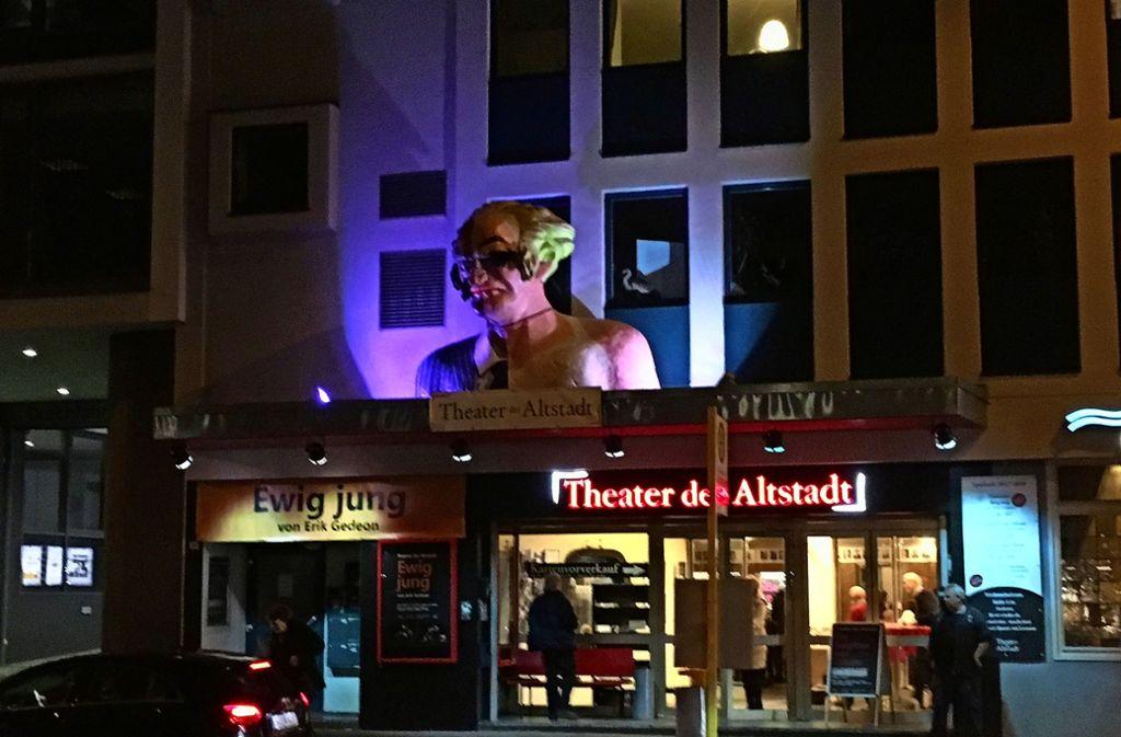 Im Theater der Altstadt muss man den Gürtel noch enger schnallen. Foto: Theater der Altstadt