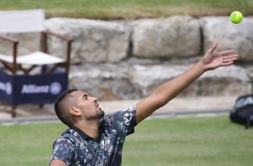 Tennisprofi Nick Kyrgios: Flegel oder Typ?