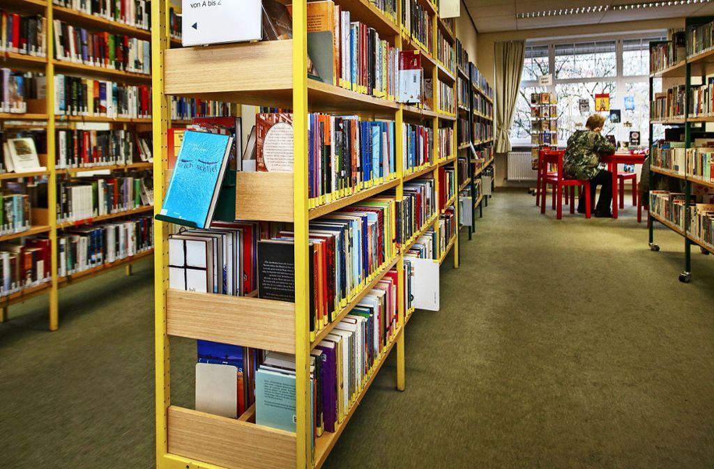 Der Neubau der Stadtbücherei in Schorndorf zählt zu den geplanten Großprojekten. Foto: Stoppel/Archiv