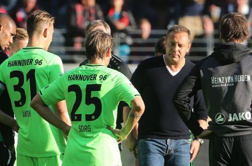 Dortmund macht die Liga spannend - Hannover jetzt Schlusslicht