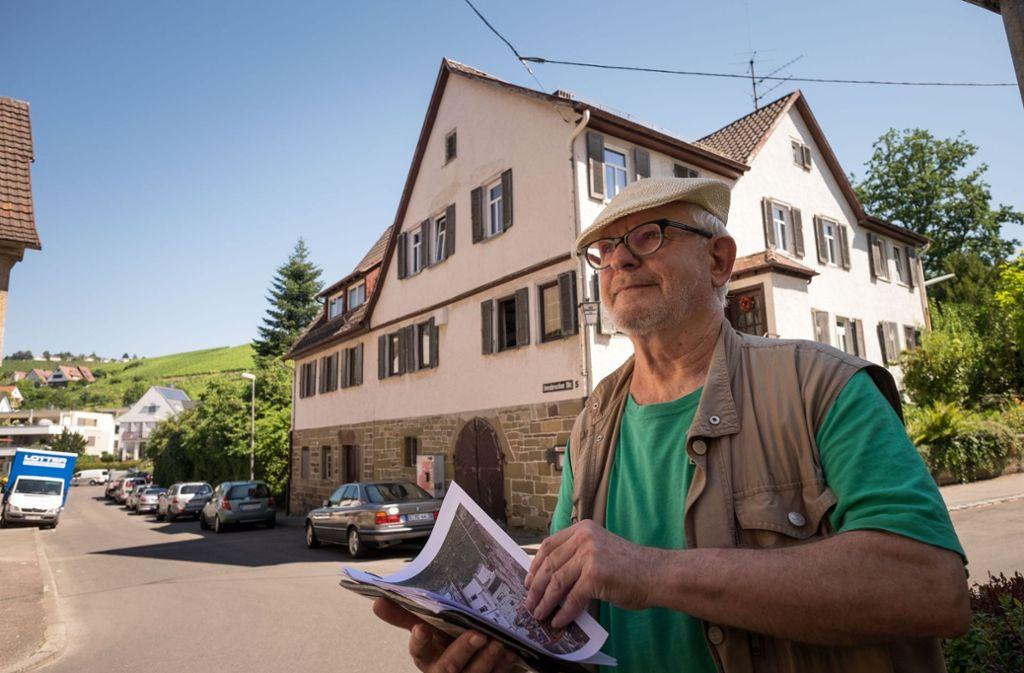 Willi Schraffenberger versteht die Grünen nicht mehr. Foto: Lichtgut/Max Kovalenko