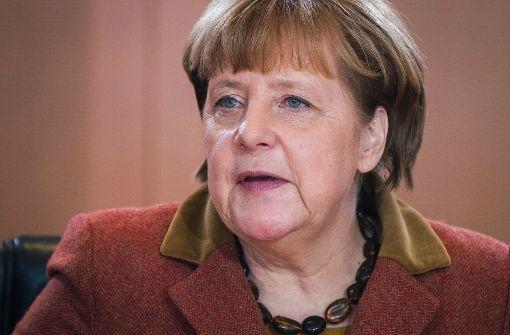 Kanzlerin Merkel erhält Preis für Flüchtlingspolitik