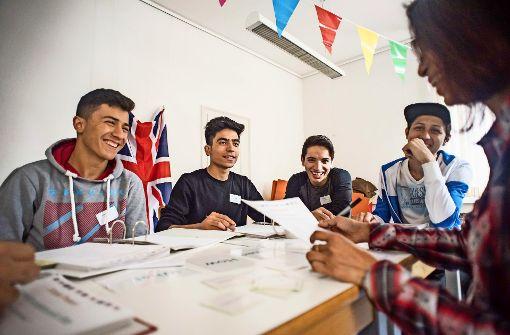 Flüchtlinge sollen erfolgreich im Alltag ankommen