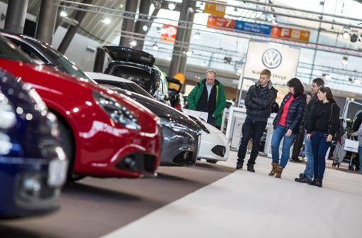 Autotage 2018 in Stuttgart
