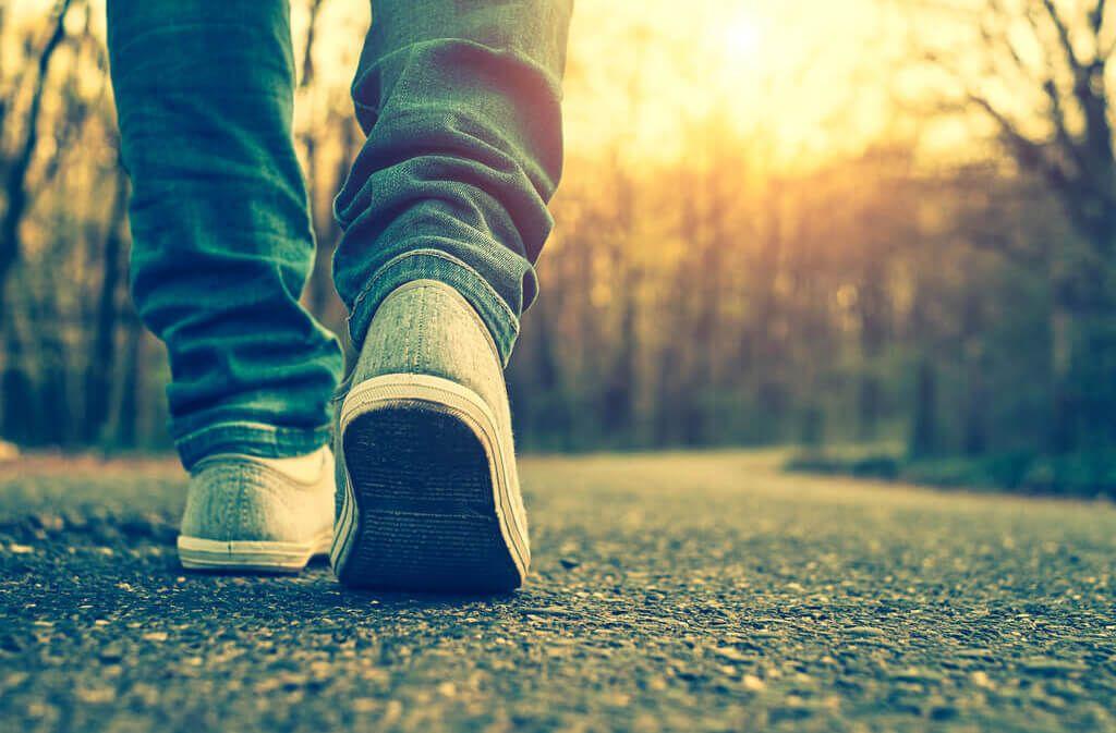 Neue Schuhe einlaufen Foto: Creaturart Images/Shutterstock.com