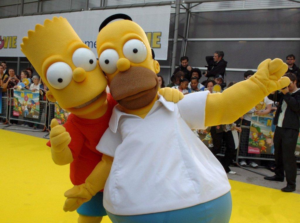 Ein neuer Synchronsprecher übernimmt Homer Simpsons Stimme. Foto: DPA