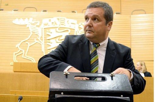 Für Stefan Mappus ist der EnBW-Deal noch nicht ausgestanden. Foto: dpa