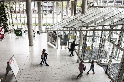 Treffpunkt Rotebühlplatz wird zugänglicher