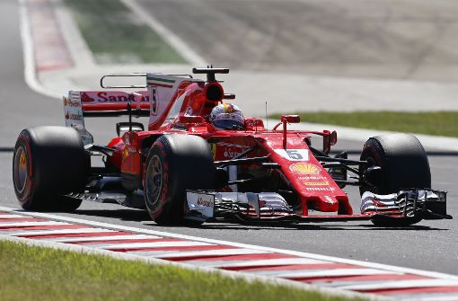Vettel erobert Pole Position