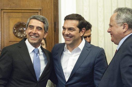 Tsipras hofft auf Schuldenerleichterungen