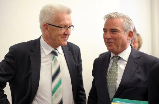 Grüne und CDU bereiten Koalitionsverhandlungen vor