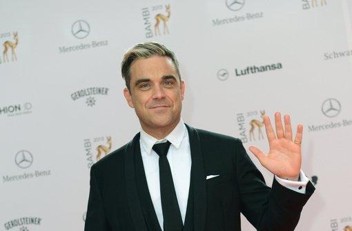 Wohnt Robbie Williams bald in Stuttgart?