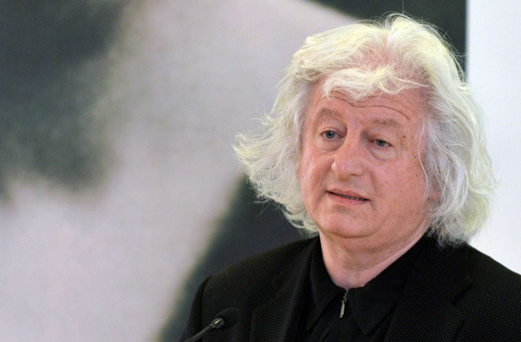 Der ungarische Schriftsteller ist u.a. Träger des Friedenspreis des Deutschen Buchhandels. Foto: dpa