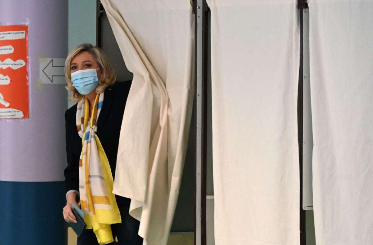 Marine Le Pen Foto: AFP/DENIS CHARLET