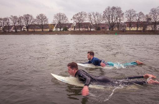 Neckar könnte Surfwelle bekommen