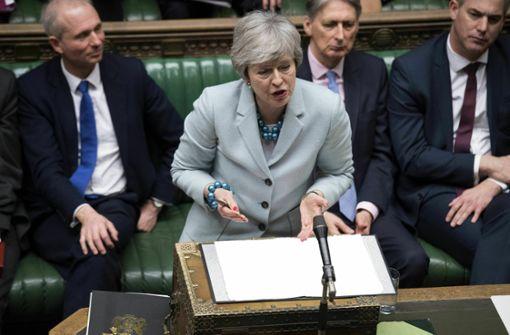 Britisches Parlament erzwingt Abstimmung über Brexit-Alternativen