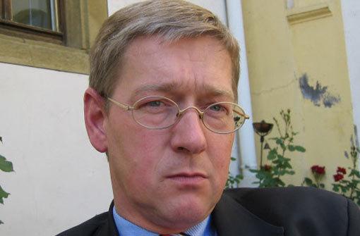 Eckart Conze, einer der Autoren von Das Amt und die Vergangenheit. Foto: StZ