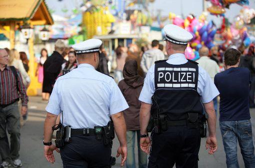 Polizei rüstet für den Wasen auf