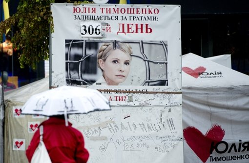 Tageslicht für Timoschenko