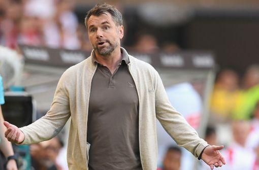 Würzburg: Stephan Schmidt übernimmt die Kickers - Hollerbach geht