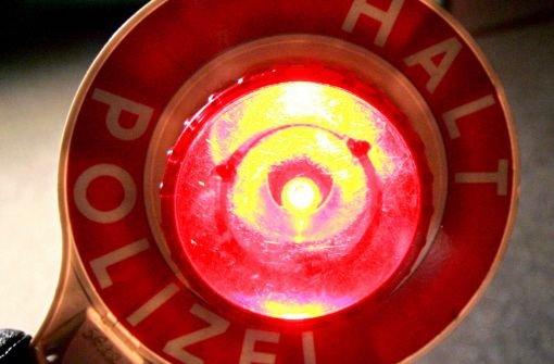Polizeimeldungen aus Stuttgart