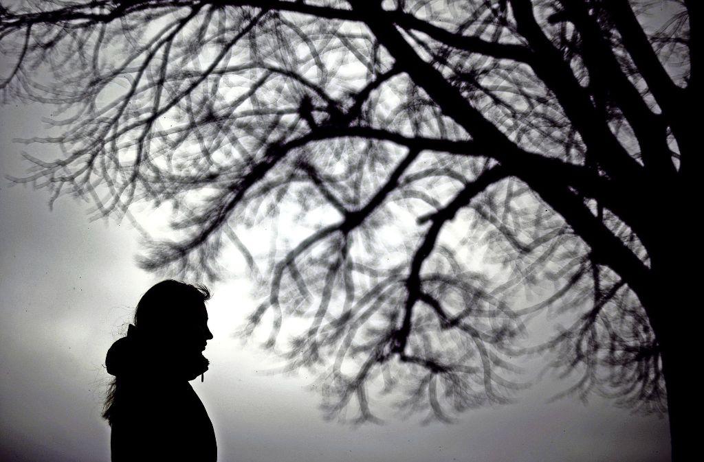 Die Psychiatrische Institutsambulanz dient auch als Anlaufstelle bei Depressionen. Foto: dpa