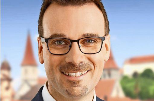 Michael Dambacher wird neuer Oberbürgermeister