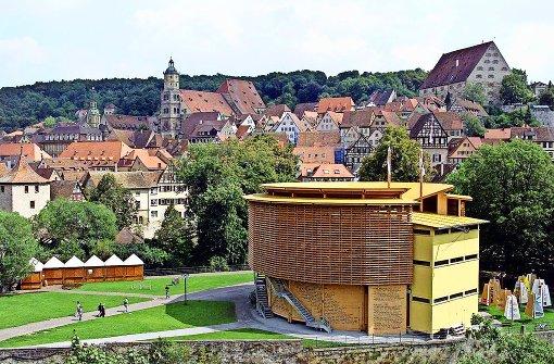 Globe-Theater  gehört jetzt Berlin